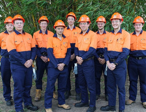 Mackay Sugar prepares for 2016 season and welcomes new apprentices